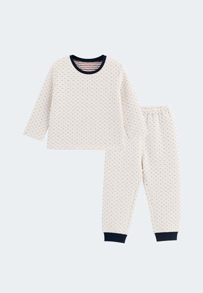 BABY鋪棉家居套裝(中性款)