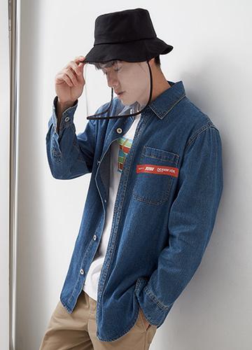 防疫漁夫帽(中性款)