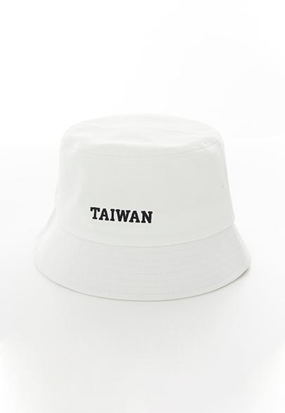 TAIWAN繡字漁夫帽